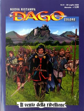 Dago Colore Nuova Ristampa n. 61 by Robin Wood