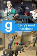 Garry's Mod Notebook by Treasure Box Publishing