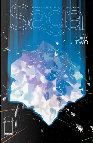 Saga #42 by Brian K. Vaughan