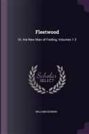 Fleetwood by William Godwin