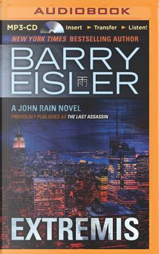 Extremis by Barry Eisler