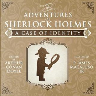 A Case of Identity - Lego - The Adventures of Sherlock Holmes by Arthur Conan Doyle