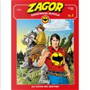 Zagor: Darkwood Novels n. 1 by Moreno Burattini