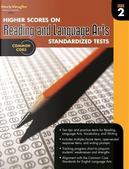 Higher Scores on Reading Standards Test Workbook, Grade 2 by Steck-Vaughn