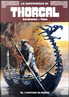 Thorgal n. 16 by Balac
