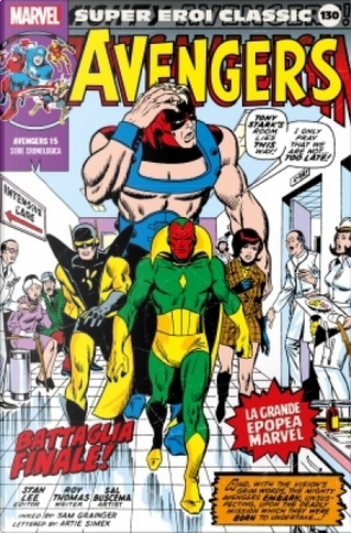Super Eroi Classic vol. 130 by Roy Thomas