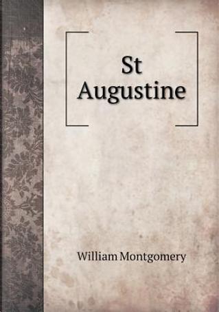 St Augustine by William Montgomery