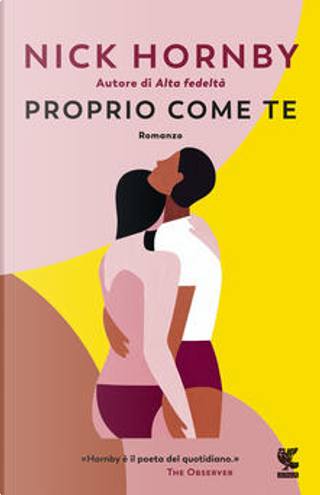 Proprio come te by Nick Hornby