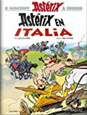 Astérix en Italia by Jean-Yves Ferri, Rene Goscinny