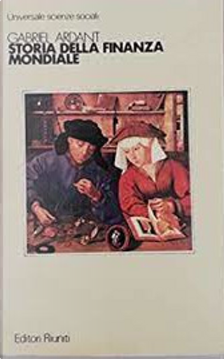 Storia della finanza by Gabriel Ardant