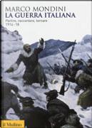 La guerra italiana by Marco Mondini