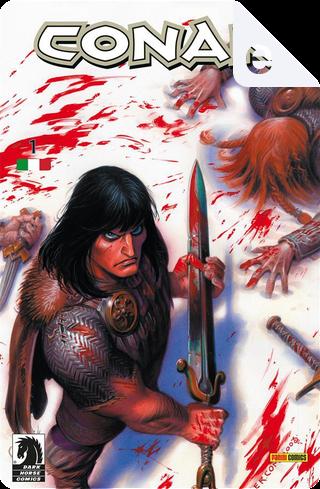 Conan #1 by Kurt Busiek