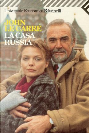La casa Russia by John le Carré