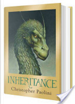 Inheritance, Or The Vault Of Souls by Christopher Paolini
