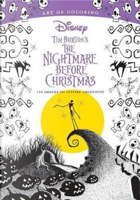 Tim Burton's the Nightmare Before Christmas by INC. DISNEY ENTERPRISES