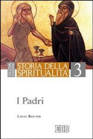 Storia della spiritualità by Louis Bouyer
