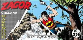 Zagor Collana Darkwood 1 (di 6) by Moreno Burattini