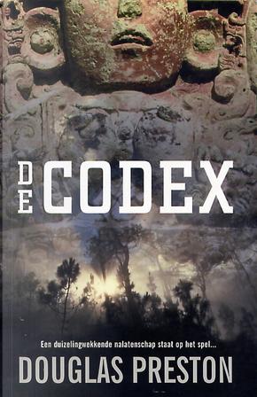 De Codex by Douglas Preston