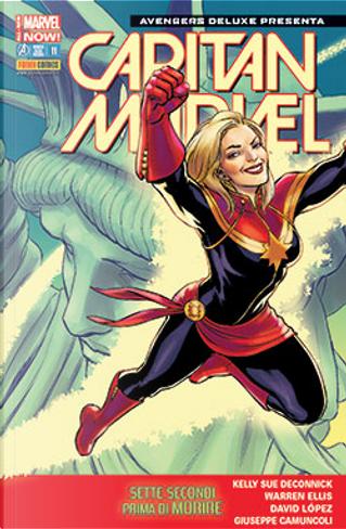 Avengers Deluxe Presenta n. 11 by Brian Reed, Kelly Sue DeConnick, Warren Ellis