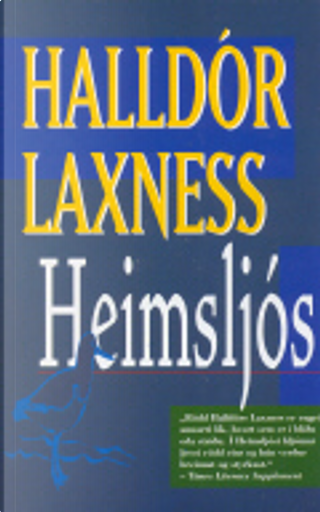 Heimsljós by Halldór Laxness