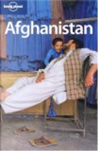 Lonely Planet Afghanistan by Paul Clammer