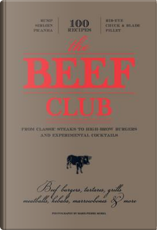 The Beef Club by Hardie Grant Books