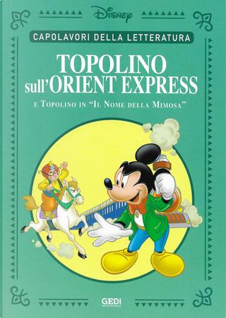 Topolino sull'Orient Express by Bruno Sarda, Stefano Ambrosio, Pier Francesco Prosperi