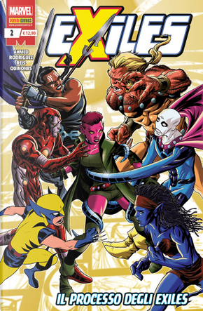 Exiles vol. 2 by Saladin Ahmed