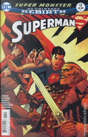 Superman Vol.4 #13 by Patrick Gleason, Peter J. Tomasi