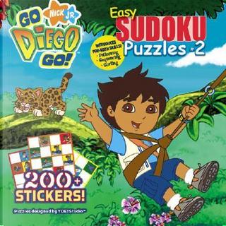 Go Diego Go! Easy Sudoku Puzzles 2 by Yoe! Studio