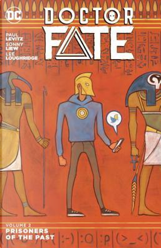 Doctor Fate 2 by Paul Levitz