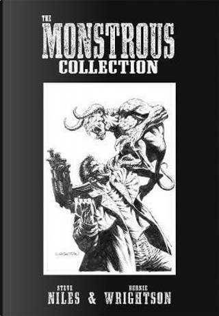 The Monstrous Collection by Steve Niles