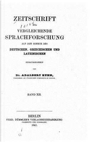 12 by Adalbert Kuhn