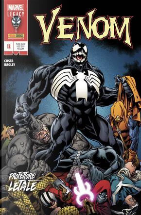 Venom vol. 12 by Mike Costa