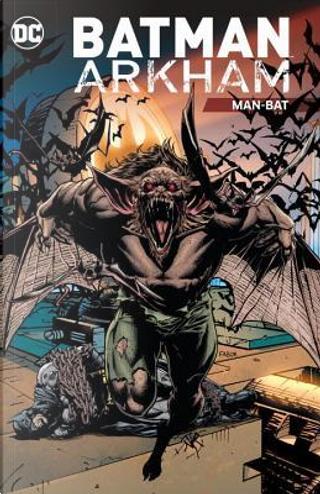 Batman Arkham 6 by Frank Robbins