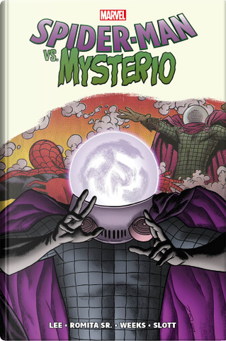 Spider-Man vs Mysterio by Stan Lee, Fred Van Lente, Tom DeFalco, Dan Slott
