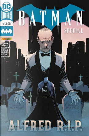 Batman Special: Alfred R.I.P. by Jorge Fornés, Mike Norton, Peter Tomasi, Tom King