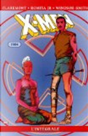X-Men l'Intégrale, Tome 8 by Barry Windsor-Smith, Chris Claremont, John Jr Romita