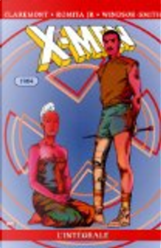 X-Men l'Intégrale, Tome 8 by John Jr Romita, Chris Claremont, Barry Windsor-Smith