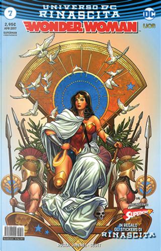 Wonder Woman #7 by Greg Rucka, Phil Jimenez