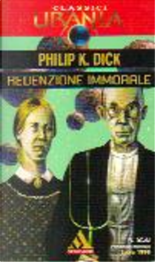 Redenzione Immorale by Philip K. Dick