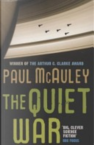 The Quiet War by Paul J. McAuley