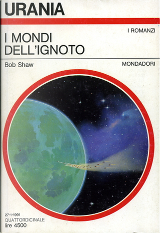 I mondi dell'ignoto by Bob Shaw