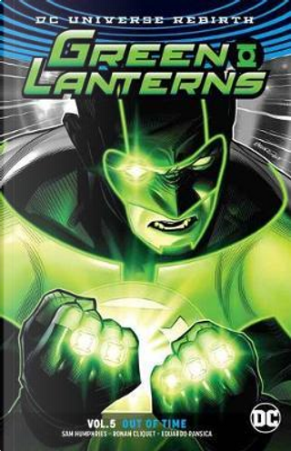 Green Lanterns 5 by Sam Humphries