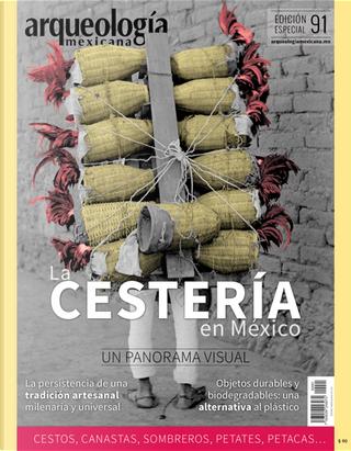La cestería en México. Un panorama visual by Enrique Vela