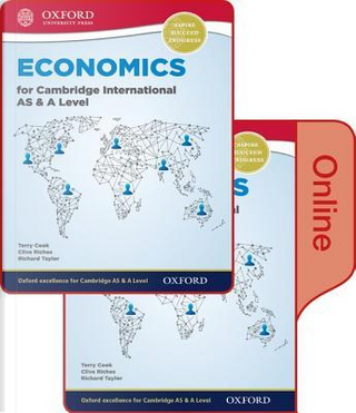 Economics for Cambridge International AS and A Level Print & Online Student Book by Terry Cook