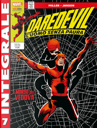 Daredevil Integrale vol. 7 by Frank Miller, Klaus Janson