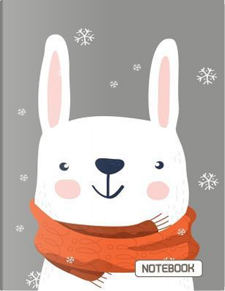NoteBook by Tommy Cute Rabbit