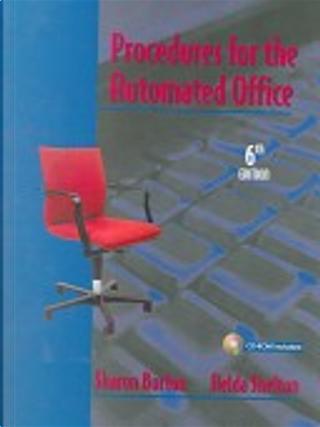 Procedures for the Automated Office by Nelda Shelton, Sharon Burton