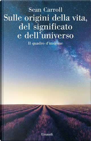 Sulle origini della vita, del significato e dell'universo by Sean Carroll